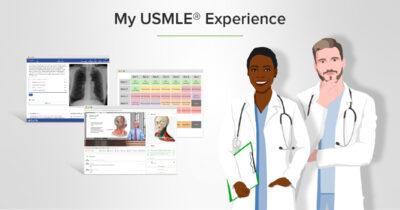 Blog Header USMLE Experience
