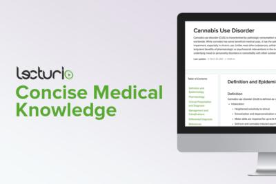 Cannabis Use Disorder