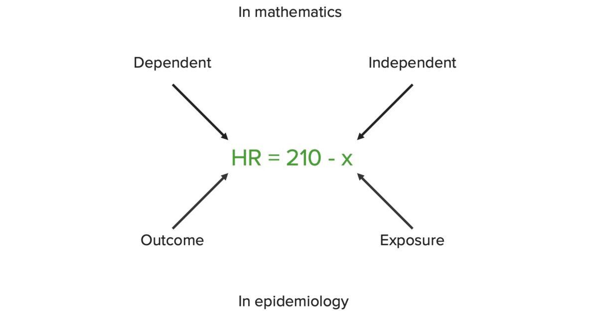Interpretations of variables