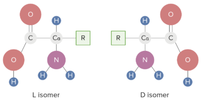 Isomer structure