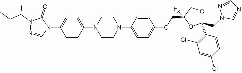 Itraconazole 2 azoles