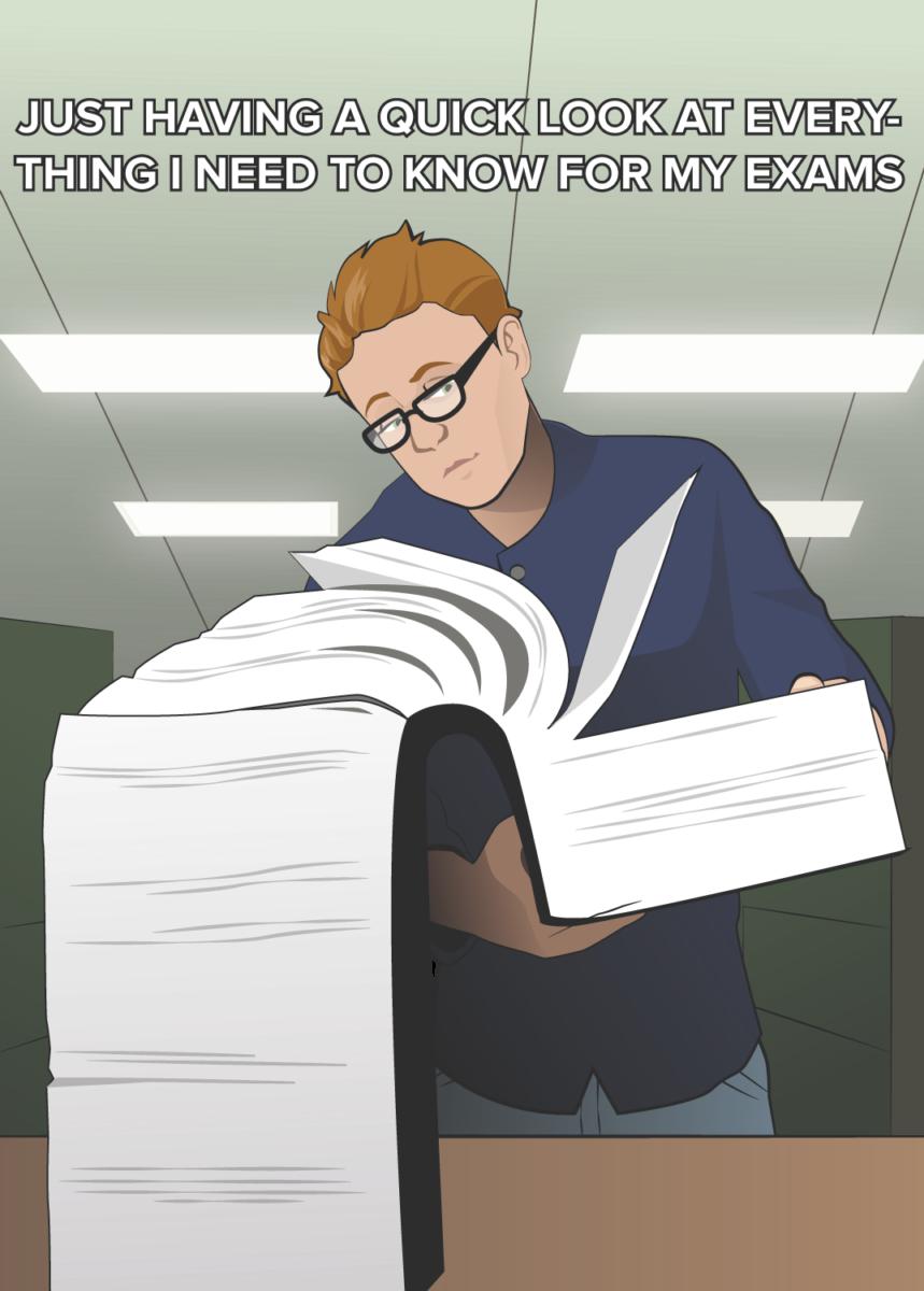 Meme exam preparation