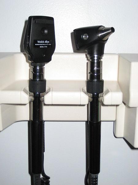 Ophthalmoscope Otoscope