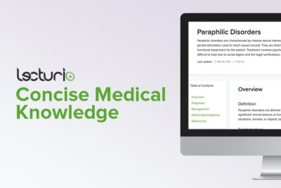 Paraphilic Disorders