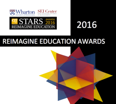 Reimagine Education Award