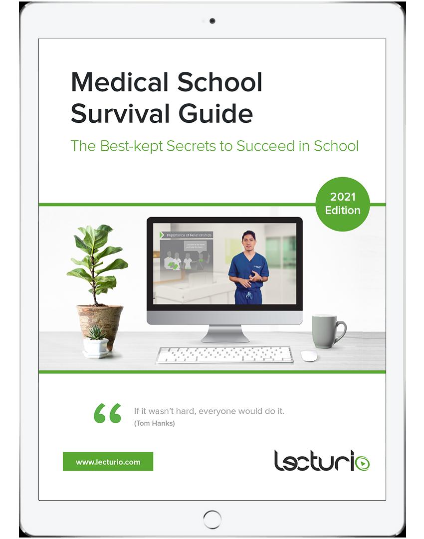 Free eBook: Medical School Survival Guide