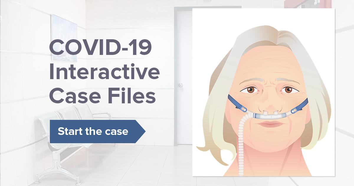 COVID-19 Interactive Cases